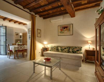 Il Tulipano Apartment With Patio