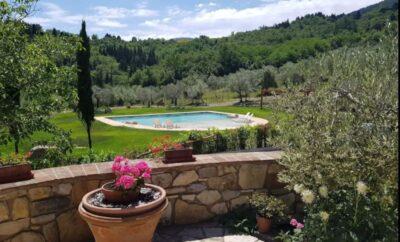 Villa Casaglia 1-apartment With Shared Pool