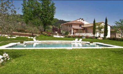 Villa Casaglia 2-apartment With Shared Pool